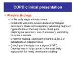 copd clinical presentation17