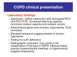 copd clinical presentation18