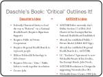 daschle s book critical outlines it