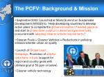 the pcfv background mission