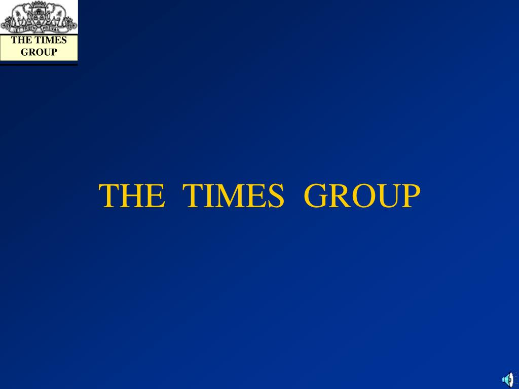 the times group l.