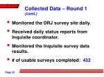 collected data round 1 cont32