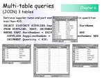 multi table queries join 3 tables