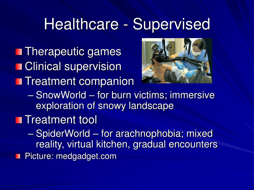 Healthcare - Supervised