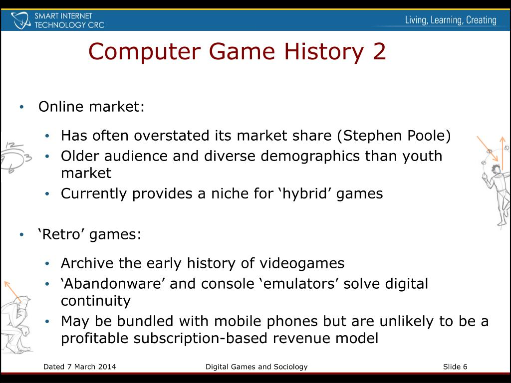 Computer Game History 2