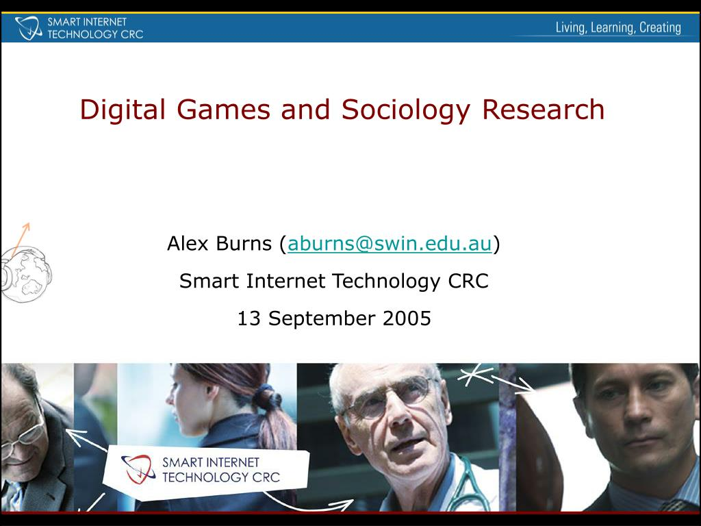 digital games and sociology research l.