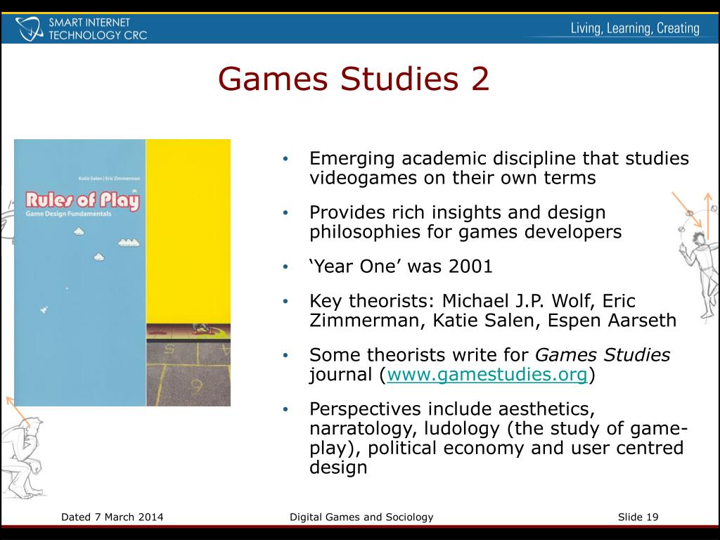 Games Studies 2