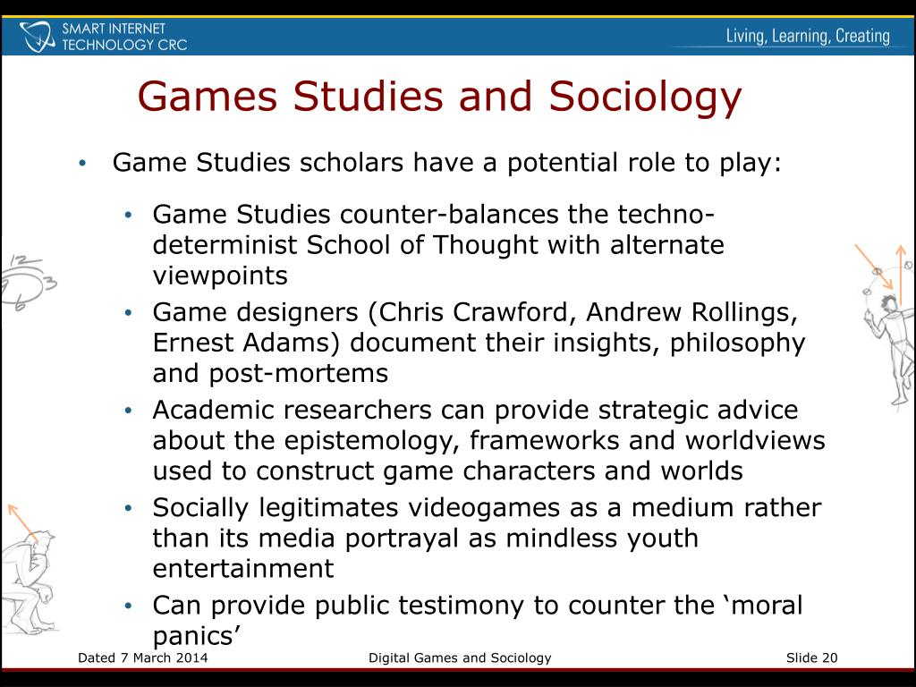 Games Studies and Sociology