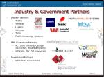 industry government partners