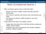 multi civilizational games 1