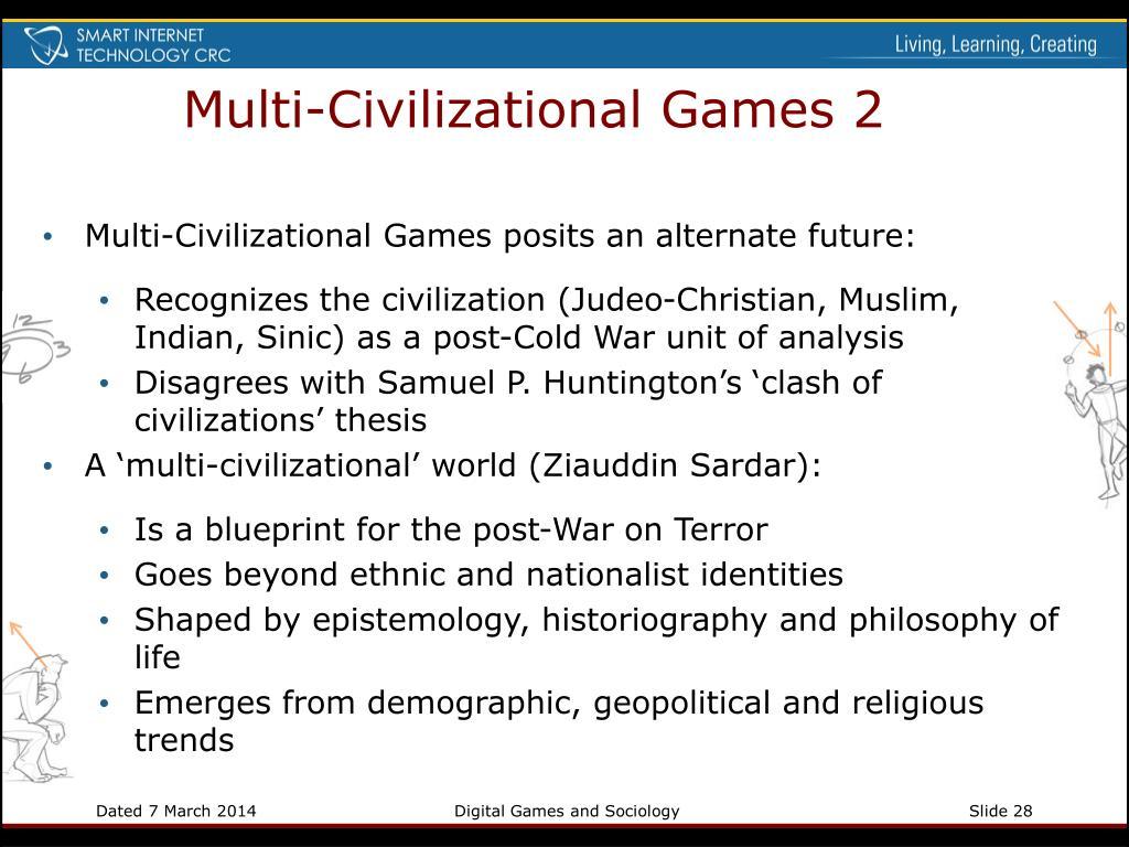 Multi-Civilizational Games 2