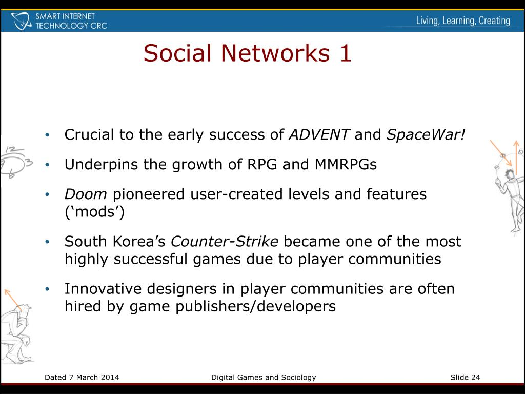Social Networks 1