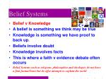 belief systems3