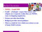 belief systems7