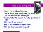 defining religion22