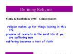 defining religion23