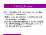 defining religion24