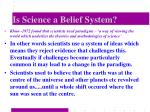 is science a belief system11