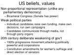 us beliefs values6