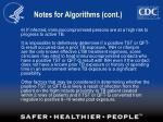 notes for algorithms cont14