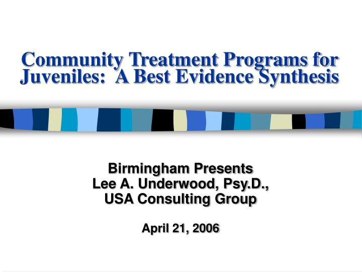 best evidence sythesis