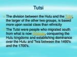 tutsi