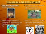 rousseau s social contract