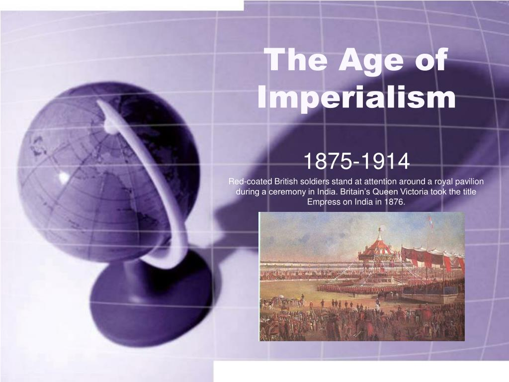 the age of imperialism l.
