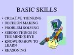 basic skills6