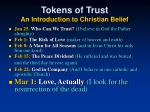 tokens of trust an introduction to christian belief6