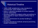 historical timeline5