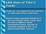 lea uses of title ii funds23