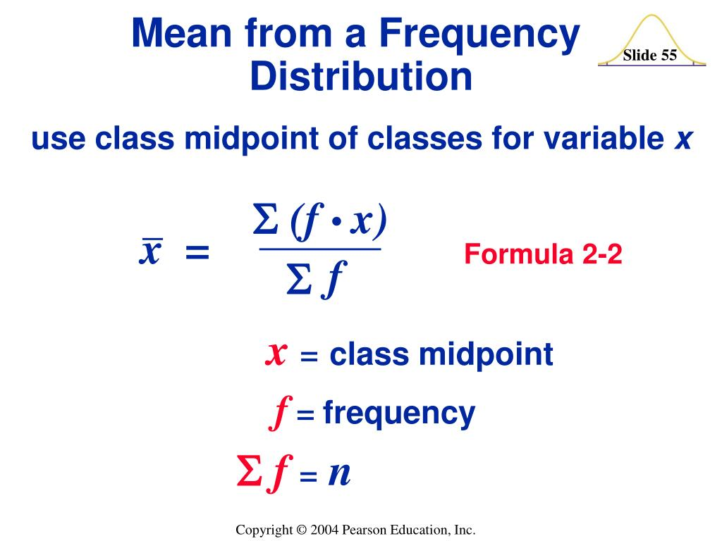 use class midpoint of classes for variable