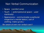 non verbal communication11