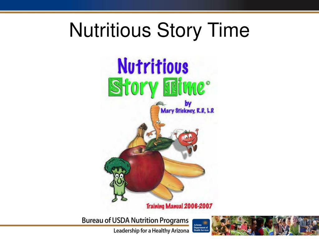 Nutritious Story Time