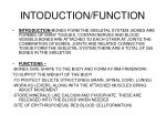intoduction function