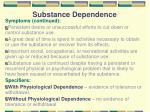 substance dependence5