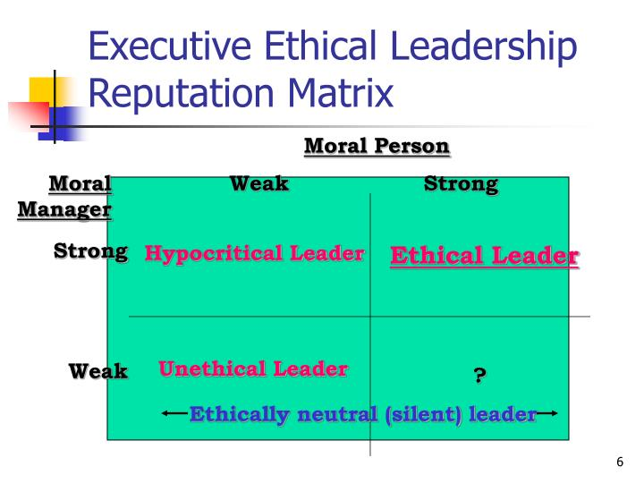 habits of strong ethical leaders Habits of strong ethical leaders we believe that ethical leadership is based on holistic thinking that embraces the complex and challenging issues companies face on a daily basis ethical leaders need both knowledge and experience to make the right decision.