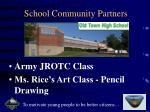 school community partners