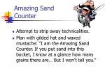 amazing sand counter1