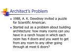 architect s problem