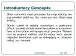 introductory concepts60