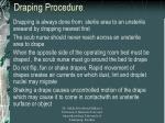 draping procedure12