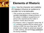 elements of rhetoric2