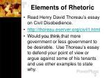 elements of rhetoric5
