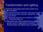 transformation and lighting7