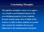 concluding thoughts196