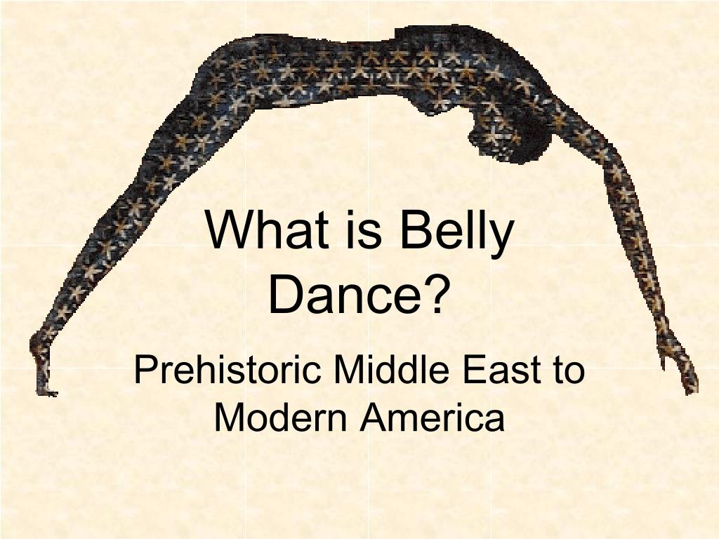 what is belly dance l.