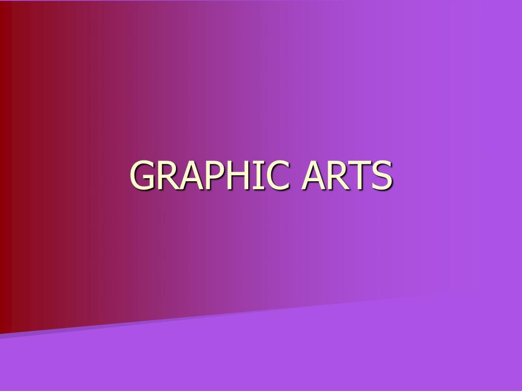 graphic arts l.