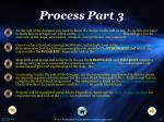 process part 3